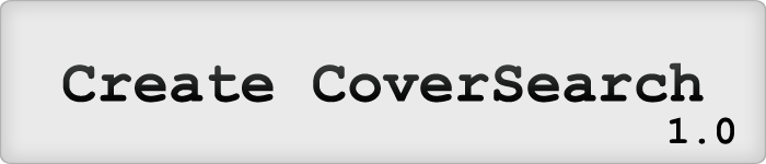 Create CoverSearch